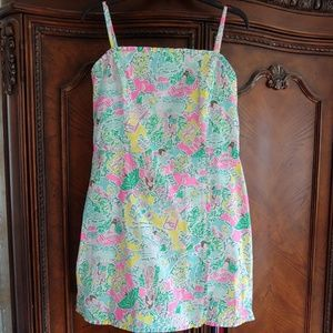 🌻🌷 Lilly Pulitzer InThe Beginning Jesse Romper🌻